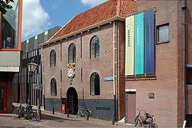 Museaum Boerhaave te Leiden