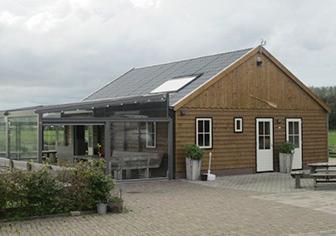 groene landhuis