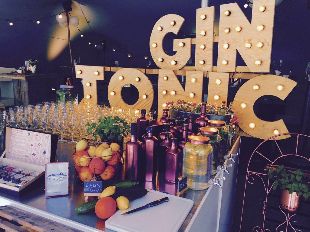 Gin Tonic Tafel